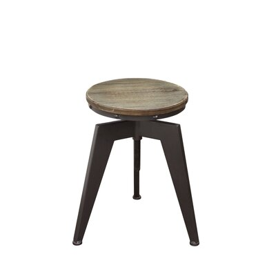 Austin Adjustable Height Bar Stool