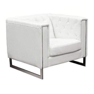 Chelsea Leatherette Armchair