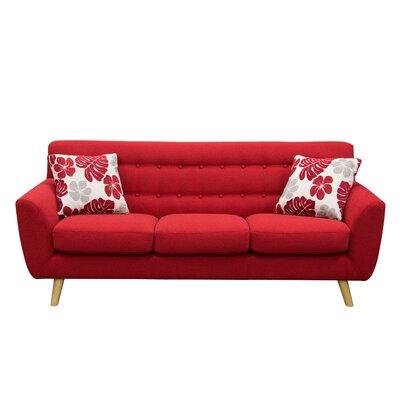 Scarlett Solid Sofa