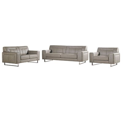 Vera 3 Piece Living Room Set