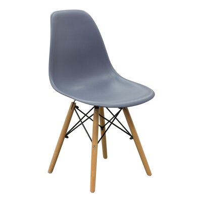 Ion Side Chair Finish: Grey