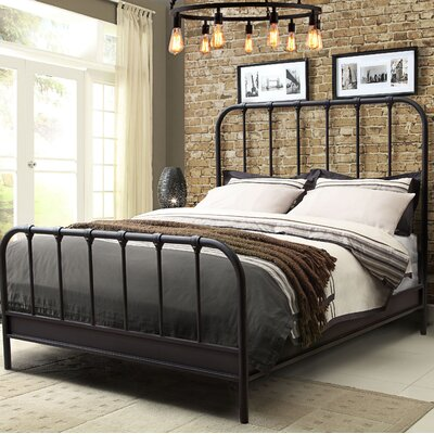 Mateo Panel Bed Size: Eastern King
