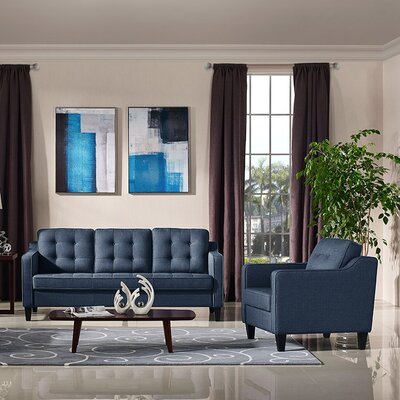 Lucas Configurable Living Room Set