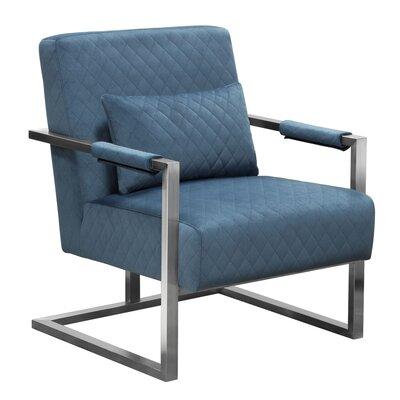 Tyndalls Park Velvet Armchair