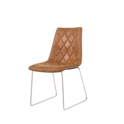 Stanek Upholstered Tufted Dining Chair
