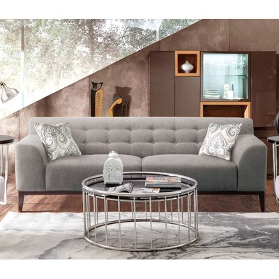 Standifer Tufted Back Standard Sofa