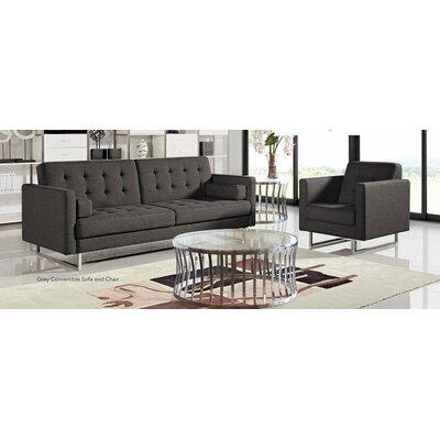 Siefert Convertible Configurable Living Room Set