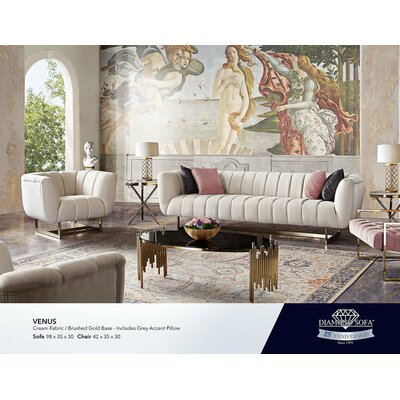 Lambdin Configurable Living Room Set