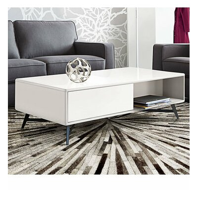 Courson End Table with Storage