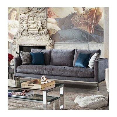 Lamanna Sofa Upholstery: Azure Gray