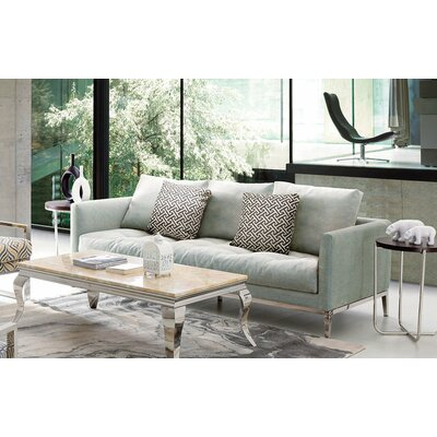 Lamanna Loose Back Loveseat Upholstery: Royal Sapphire Gray