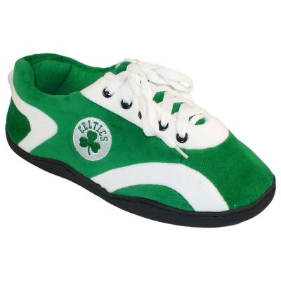 Comfy Feet NBA All Around Slipper - Size: Men's (7 - 8), NBA Team: Boston Celtics at Sears.com