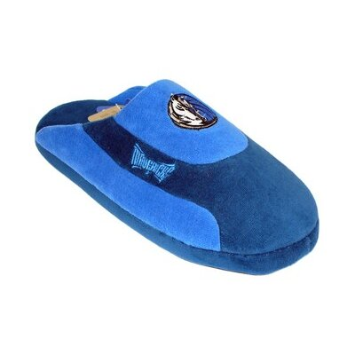 Comfy Feet NBA Low Pro Stripe Slippers - Size: Men's (9 - 10), NBA Team: Dallas Mavericks at Sears.com
