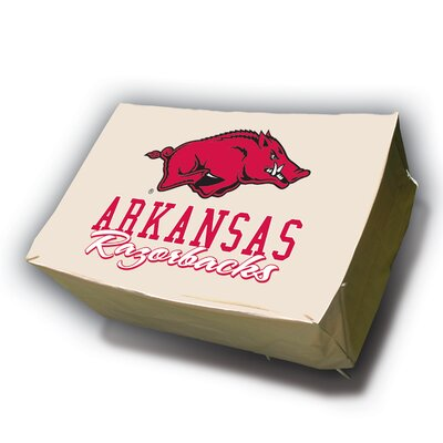 NCAA Rectangle Table Cover NCAA Team: Arkansas