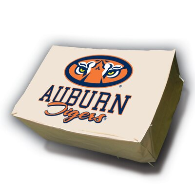 NCAA Rectangle Table Cover NCAA Team: Auburn