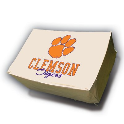 NCAA Rectangle Table Cover NCAA Team: Clemson