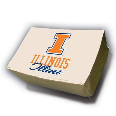 NCAA Rectangle Table Cover NCAA Team: Illinois