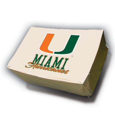 NCAA Rectangle Table Cover NCAA Team: Miami