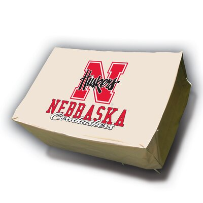 NCAA Rectangle Table Cover NCAA Team: Nebraska