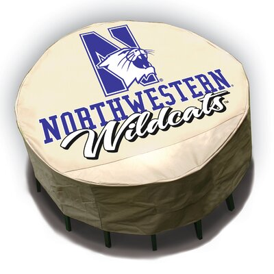NCAA Round Table Cover NCAA Team: Northwestern