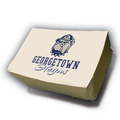 NCAA Rectangle Table Cover NCAA Team: Georgetown