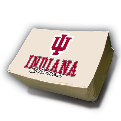 NCAA Rectangle Table Cover NCAA Team: Indiana