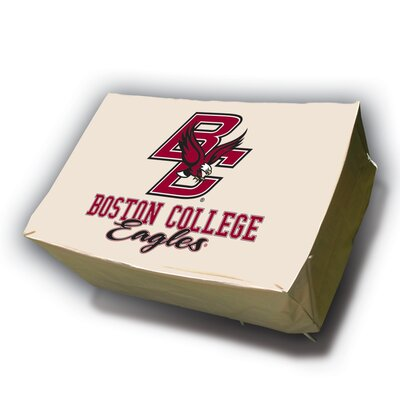 NCAA Rectangle Patio Table Cover NCAA Team: Boston College University Eagles