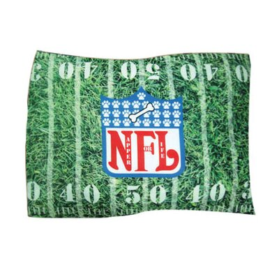 Napper For Life Pet Throw Size: Large