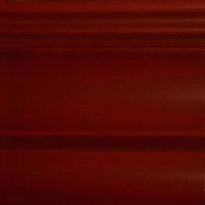 Slatted Queen Panel Bed Finish: Red Spice