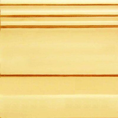Slatted Queen Panel Bed Color: Butter