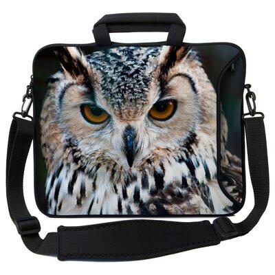 Executive Sleeves Owl PC Laptop Bag Size: 13
