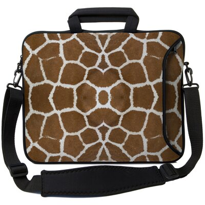 Executive Sleeves Giraffe PC Laptop Bag Size: 15