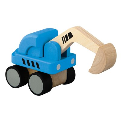 Plan Toys City Mini Excavator at Sears.com