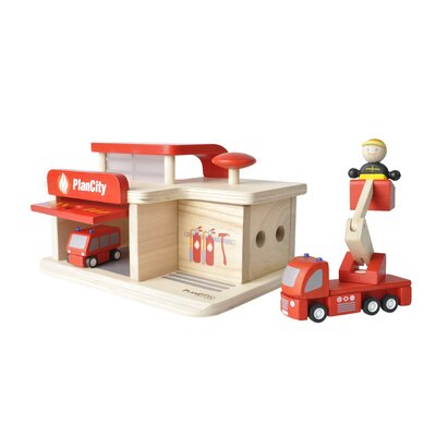 City Fire Station 6084