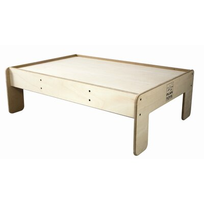 Plan Toys Large Scale Kid Rectangular Play Table 8247