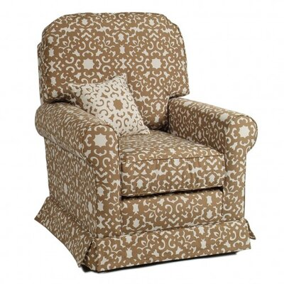 Little Castle Buckingham Glider - Upholstery: Riviera Linen, Piping: Plush Bunny at Sears.com