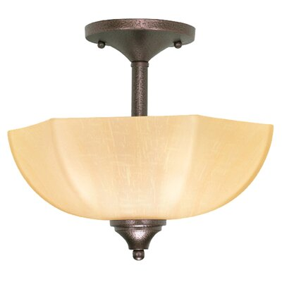 Cowen Semi Flush Mount