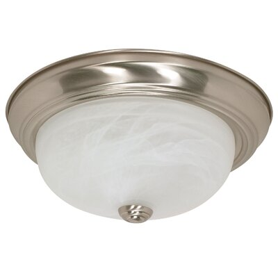 Kangley Flush Mount Size / Energy Star: 5.375 H x 13.125 W / No