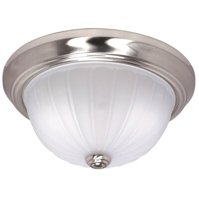 Energy Star Flush Mount Size: 5.5 H x 13 W