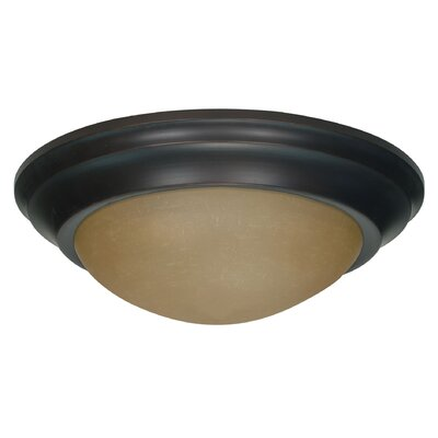 Liliana 6 x 17 Flush Mount Size / Energy Star: 5.5 H x 14 W / No