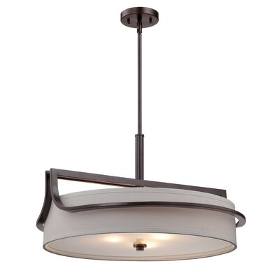 Algol 3-Light Pendant