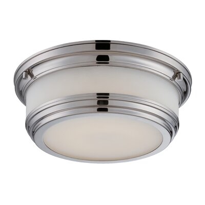 Dawson Light Flush Mount Finish: Polished Nickel