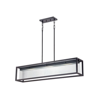 Bin 3-Light Kitchen Island Pendant