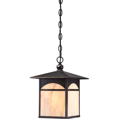 Shellie 1-Light Outdoor Hanging Lantern 60/5754