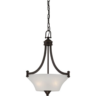 Monroe 3-Light Mini Pendant