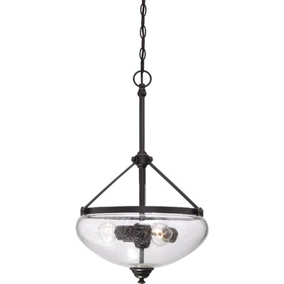 Laurel 3-Light Pendant