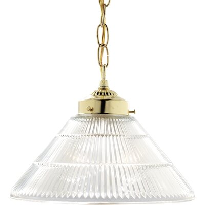 Dedham Traditional 1-Light Pendant