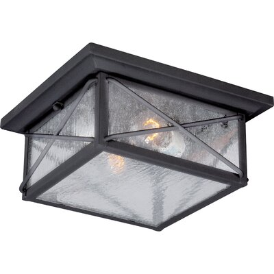 Topeka 2-Light Flush Mount