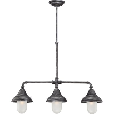 Sutton 3-Light Kitchen Island Pendant