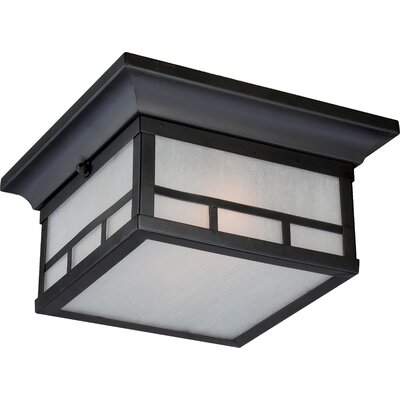 Oralia 2-Light Flush Mount Features: Wattage: 13W